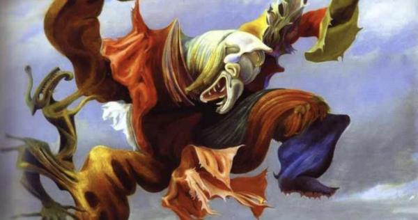 Max Ernst Bellezza e Bizzarria
