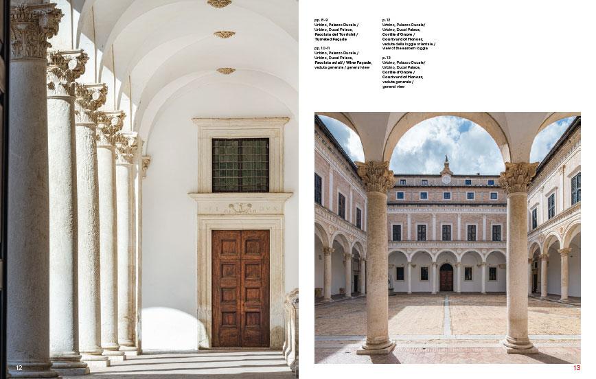 Il Palazzo Ducale di Urbino / The Ducal Palace of Urbino
