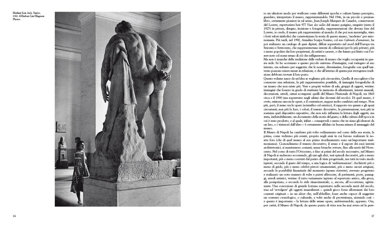 Album Museo. Immagini fotografiche ottocentesche del Museo Nazionale di Napoli